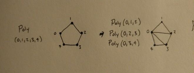 fan triangulation
